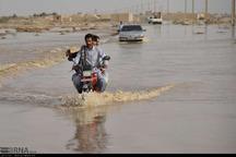 مدارس روستاهای تحت تاثیر سیلاب سیستان فردا تعطیل است