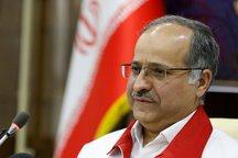 75 ست نجات بین پایگاه های هلال احمر استانی توزیع شد