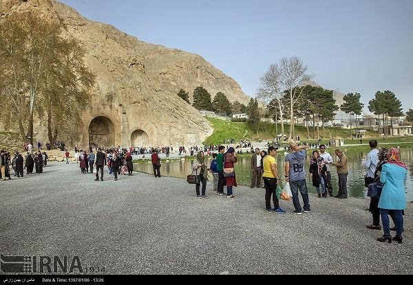 بیش از 295 هزار مسافر از جاذبه های گردشگری کرمانشاه بازدید کردند