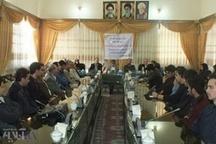 برگزاری همایش هنرمندان شهرستان اسکو بمناسبت هفته هنر انقلاب اسلامی