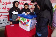 انتخابات شورای دانشآموزی تمرینی برای مسوولیتپذیری است
