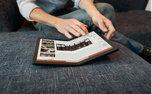 رونمایی از نخستین نوت بوک تاشوی جهان