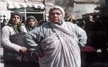 صدیقه کیانفر، 28 سال پیش کنار حمیده خیرآبادی/ عکس