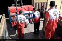 کمک های امدادی اصفهان به استان های سیل زده ارسال شد