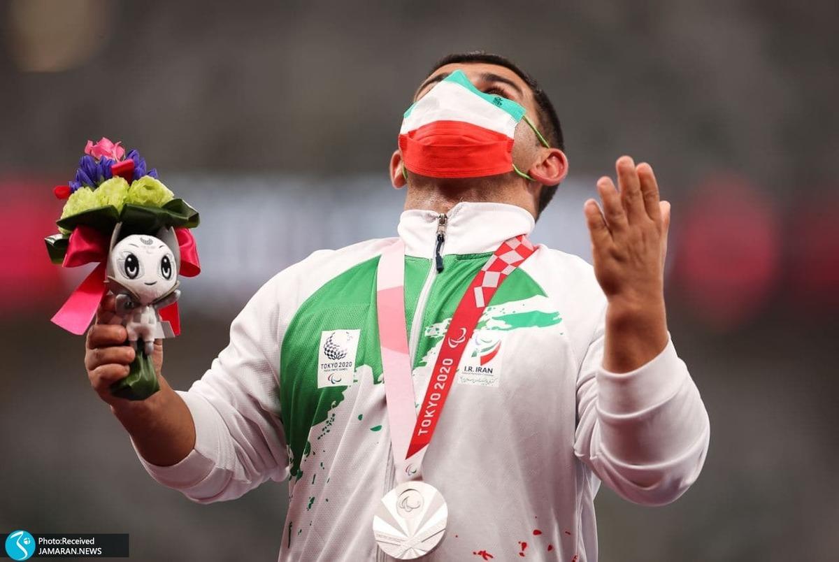 شادی مدال پارالمپیک مادر ورزشکار ایرانی را راهی بیمارستان کرد