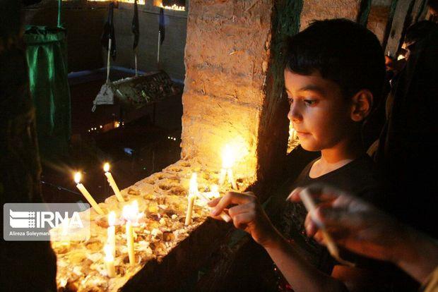 یزدیها در شام غریبان با اسرای دشت نینوا همنوا شدند