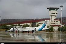 مه شدید، پرواز تهران- یاسوج را در فرودگاه شیراز به زمین نشاند