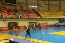 تیم ملی فوتسال تاجیکستان مقابل نپال به پیروزی پر گل رسید