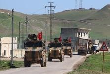 حملات هوایی روسیه و توپخانه ای سوریه به نیروهای ترکیه