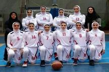 عنوان سومی لیگ یک کشور از آن تیم بسکتبال بانوان قزوینی