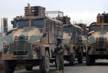 انهدام شماری زره پوش و کشته شدن 2 نظامی ترکیه در ادلب/ آنکارا برای مقابله با روسیه از آمریکا سامانه پاتریوت خواست