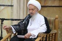 آیت الله مکارم شیرازی: حوزه علمیه قم از بهترین حوزه های علمیه در دنیاست