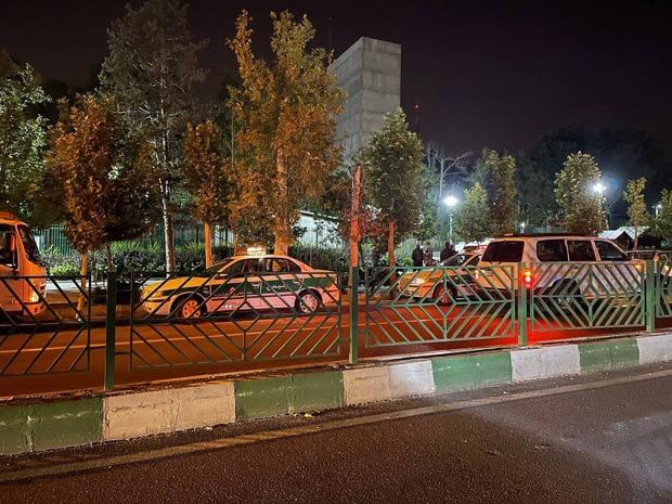 انفجار در پارک ملت تهران؟/ نیروهای آتش نشانی به محل اعزام شدند
