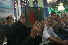 مراسم احیاء شب قدر در حرم مطهر امام خمینی ( س)