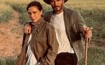 عکسی از دیوید بکهام و همسرش/عکس