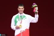 عزیزی اقدم: با دست شکسته به طلای پارالمپیک رسیدم/ یک ایرانی هیچ وقت باخت نمیدهد