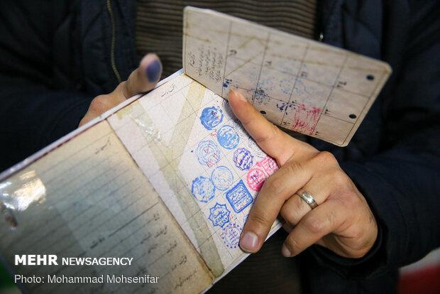 میزان مشارکت مردم ساری و میاندرود در انتخابات ۴۴.۵ درصد بود