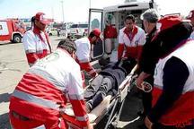 امدادگران هلال احمر مازندران به 251 مصدوم نوروزی خدماتدهی کردند