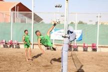 اردوی تیم ملی فوتوالی در مشهد برگزار شد