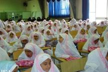 1800 دانش آموز بوکانی جشن تکلیف گرفتند