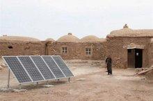 احداث ۵۰۰ نیروگاه خورشیدی برای خانوادههای مددجو