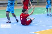 نتایج دومین روز مسابقات هندبال لیگ ۲ کشور به میزبانی نقده