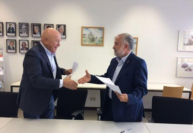 دانشگاه یادگار امام با همکاری کلن آلمان مدرک دوگانه صادر میکند