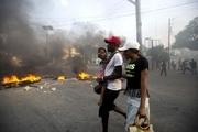 مردمی که به خاطر قیمت بنزین شورش کردند + عکس