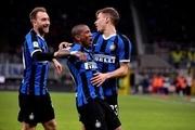 صعود اینتر به نیمه نهایی جام حذفی ایتالیا