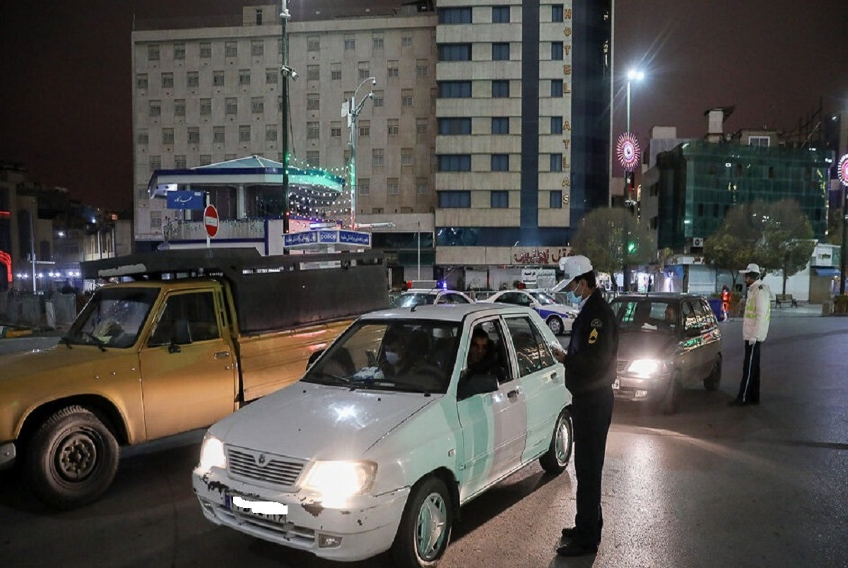 واکنش پلیس به خبر لغو ممنوعیت تردد شبانه