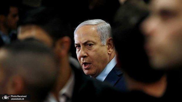 نتانیاهو ساقط شد+ سند