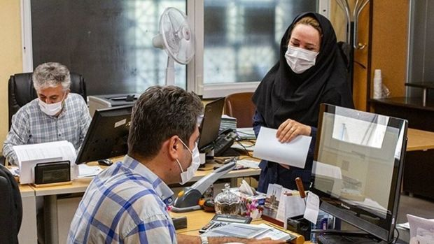 دورکاری یک سوم کارمندان تهران لغو شد/  چه کسانی می توانند از دورکاری استفاده کنند؟