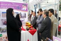 نخستین نمایشگاه دستاوردهای ستاد احیای دریاچه ارومیه برپا شد