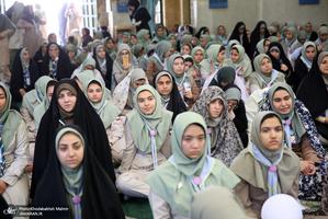 نهمین دوره اردوی ملی جشنوار مهارت های تشکیلاتی دانش اموزان پیشتاز