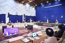 نخستین جلسه دولت سیزدهم