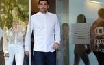 ایکر کاسیاس از دنیای فوتبال خداحافظی کرد
