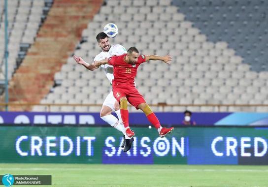 سعید عزت اللهی ایران سوریه مقدماتی جام جهانی 2022