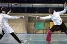 درخشش بانوی شمشیرباز گیلانی در مسابقات جایزه بزرگ روسیه
