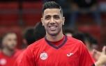 حسین طیبی: تلاشم می کنم نماینده خوبی برای ایران در پرتغال باشم /کرونا همه تیمها را متوقف کرد