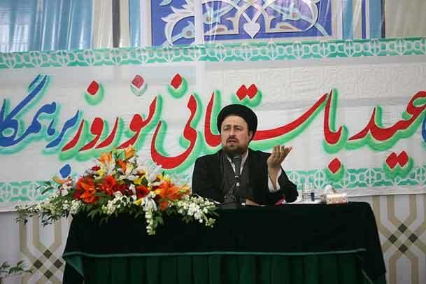 سید حسن خمینی:سال جدید است ،همه سال با هم مهربان باشیم