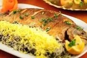 سین مثل سبزیپلو با ماهی به روش طبخ مازندرانی