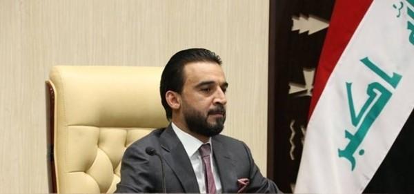 تکذیب خبر استعفای رئیس پارلمان عراق