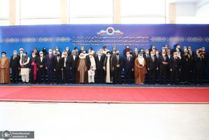 ورود میهمانان مراسم تحلیف سیزدهم ریاست جمهوری