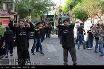 ندای لبیک یاحسین(ع) در عاشورای خوزستان طنین انداز شد