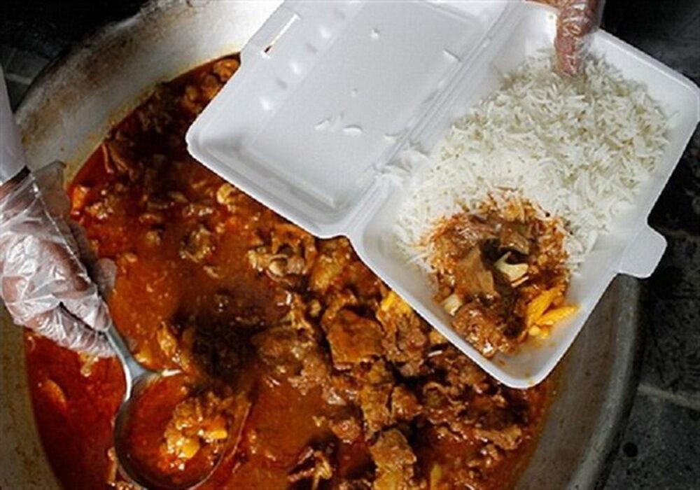 ۱۵ هزار پرس غذای گرم بین نیازمندان ششتمد در خراسان رضوی توزیع شد