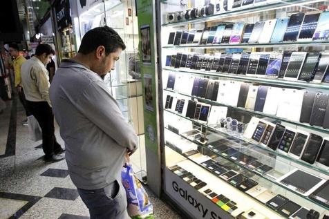 قیمت انواع گوشی در بازار موبایل+ عکس
