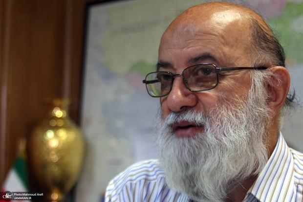 چمران: مدیریت شهر تهران مانند کار یک فیلسوف است