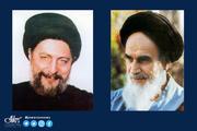 ناراحتی امام از توهین به آقا موسی و سیدمحمدباقر صدر/ تذکر به فرد توهینکننده