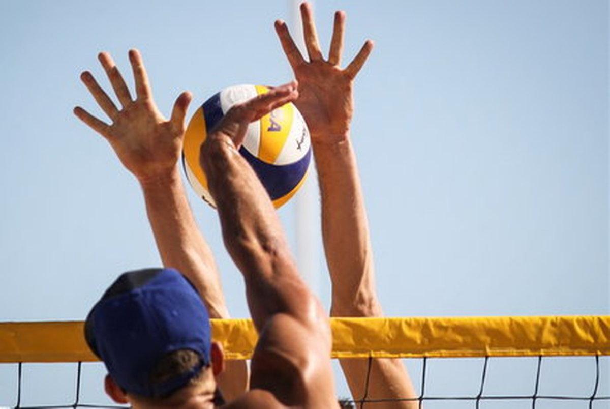 سیدبندی تیم ملی والیبال ساحلی در المپیک توکیو مشخص شد