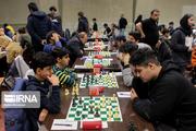 رقابت نزدیک شطرنجبازان ارمنستانی و آذربایجانی برای کسب قهرمانی جام کاسپین
